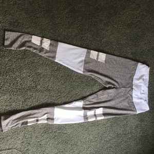 Pants - sports and workout leggings never worn
